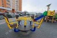 Отдых-Кафа — Выгодная аренда квартир в Крыму - Детская карусель.