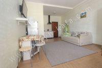 Предлагаем отличное жилье! Феодосия: квартира у моря - Оборудованный кухонный уголок.