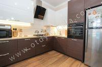 Снять дом в Феодосии вблизи набережной - Удобная кухня.