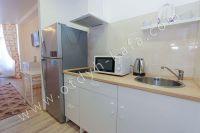 Феодосия на неделю! Лучшие апартаменты на берегу моря - Кухня с необходимым набором посуды.