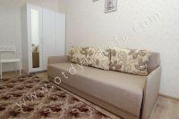 Феодосия на неделю! Лучшие апартаменты на берегу моря - Мягкий двуспальный диван.