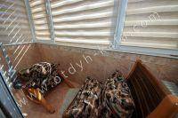 Приглашаем на отдых в Феодосию в любое время года - Балкон в спальне.
