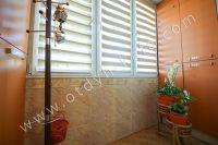 Приглашаем на отдых в Феодосию в любое время года - Балкон на кухне.