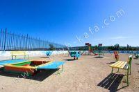 Крым, Феодосия — отдых на Восточном побережье - Территория для детей.