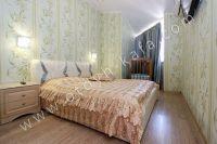 Недорого и посуточно? Феодосия — отличный выбор - Большая и светлая спальня.