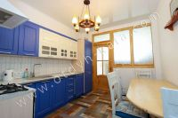 Доступные цены на отдых в Феодосии 2021 - Небольшая кухня.