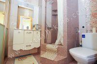 Доступные цены на отдых в Феодосии 2021 - Удобная ванная комната.