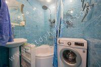 Феодосия! Крым — идеальное место для отдыха - Просторная ванная комната.
