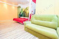 Приглашает Феодосия! Снять однокомнатную квартиру будет просто - Комфортные спальне места.