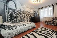 Отдых-Кафа поможет снять квартиру в Феодосии на лето - Черно-белые тона.