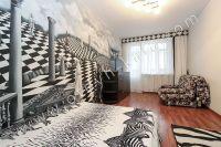 Отдых-Кафа поможет снять квартиру в Феодосии на лето - Большой светлое окно.