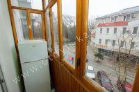 Отдых-Кафа поможет снять квартиру в Феодосии на лето - Небольшой балкон.
