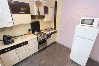 Посуточная аренда квартиры в Феодосии для отдыха летом - Вся необходимая бытовая техника на кухне