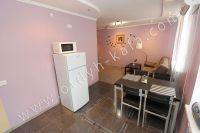Посуточная аренда квартиры в Феодосии для отдыха летом - Вместительный холодильник