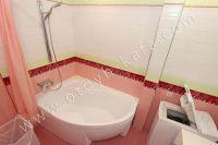 Посуточная аренда квартиры в Феодосии для отдыха летом - Большая ванна