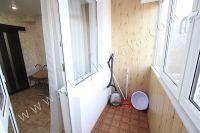 Выгодно снять жильё в Феодосии! В 2018 г. цены привлекают туристов - Балкон с видом во двор