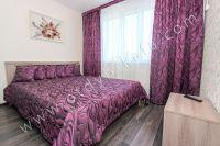 Выгодно снять жильё в Феодосии! В 2020 г. цены привлекают туристов - Большая двуспальная кровать