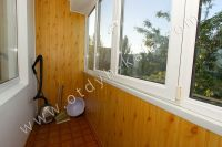 Выгодно снять жильё в Феодосии! В 2020 г. цены привлекают туристов - Небольшой балкон