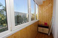 Выгодно снять жильё в Феодосии! В 2020 г. цены привлекают туристов - Вид с балкона во двор