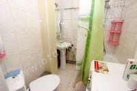 Феодосия: квартиры в 2021 году. Цены порадуют - Совмещенная ванная комната с санузлом.