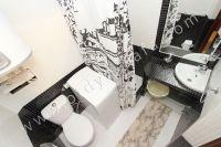 Выгодная! посуточная аренда жилья в Крыму - Современная ванная комната
