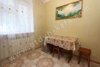 Стоимость квартир в Феодосии осталась без изменений - Небольшой обеденный стол