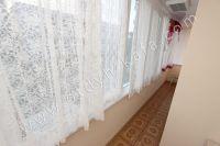 Снять двухкомнатную квартиру в Феодосии недалеко от пляжа - Большая лоджия