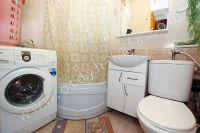 Снять двухкомнатную квартиру в Феодосии недалеко от пляжа - Совмещенная ванная с туалетом.