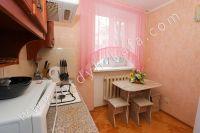 Не высокая стоимость квартиры посуточно в Крыму - Небольшая кухня