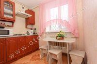 Не высокая стоимость квартиры посуточно в Крыму - Небольшой обеденный стол