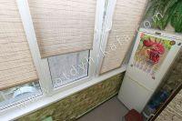 Феодосия: жилье у моря недорого с хорошим ремонтом - Вместительный холодильник