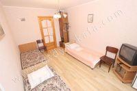 Снять квартиру в Феодосии посуточно, недорого и без хлопот - Спальня с раздельными спальными местами