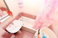 Снять квартиру в Феодосии посуточно, недорого и без хлопот - Просторная ванная комната