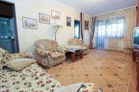 Проведите отдых у моря в Феодосии в отдельной квартире - Светлый зал.