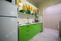 Лучшая аренда квартир в Крыму у моря - Оборудованная кухонная зона.