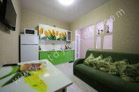 Лучшая аренда квартир в Крыму у моря - Просторная кухня-спальня.