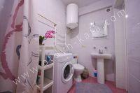 Лучшая аренда квартир в Крыму у моря - Новая стиральная машина.