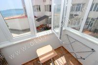 Всегда доступные цены на жилье у моря - Балкон с видом на море