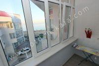 На отдых в Крым, посуточно у моря найти квартиру - Красивый вид из окна на море