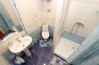 На отдых в Крым, посуточно у моря найти квартиру - Совмещенный санузел