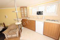 Шикарный отдых! Крым, у моря Феодосия ждет летом - Кухня с необходимой посудой