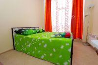 Комфортный отдых в Феодосии у моря - Удобная двуспальная кровать.